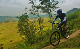 Around Kathmandu Valley Mountain Biking
