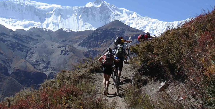 Mountain Biking Tours in Nepal