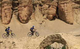 Upper Mustang Biking Tour