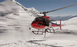 Day Tour of Annapurna Base Camp in Helicopter